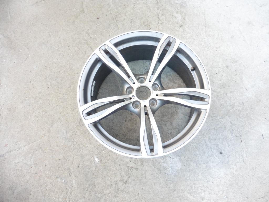 2012 2013 2014 2015 2016 BMW F10 M5 Light Alloy Wheel Rim 9Jx20 36112283999 ; 2284599 ; 36112283400 OEM OE