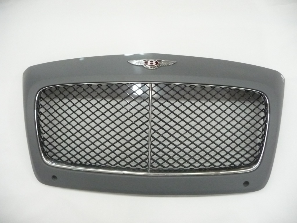 2016 2017 Bentley Continental Supersport GTC GT Front Grille Complete 3W3853651F; 3W3853683A; 3W3853684A; 3W3853667A; 3W8853621B OEM OE