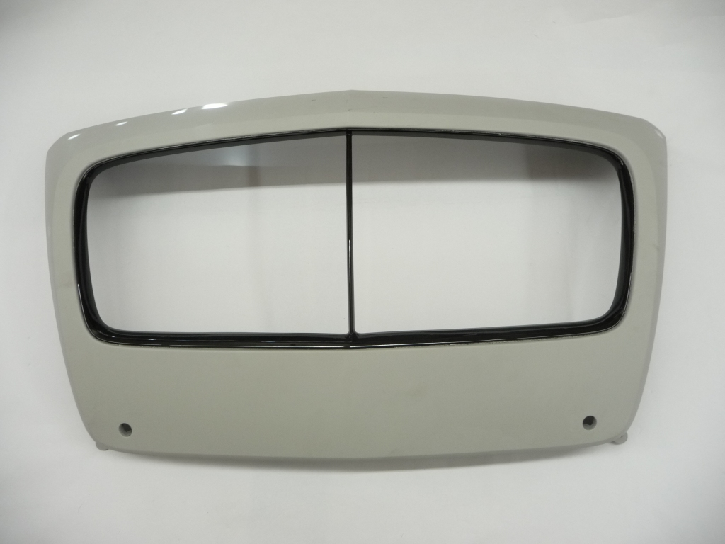 2012 2013 2014 2015 Bentley Continental GTC GT Front Grille Grill Cover 3W3853653A; 3W3853667E OEM OE
