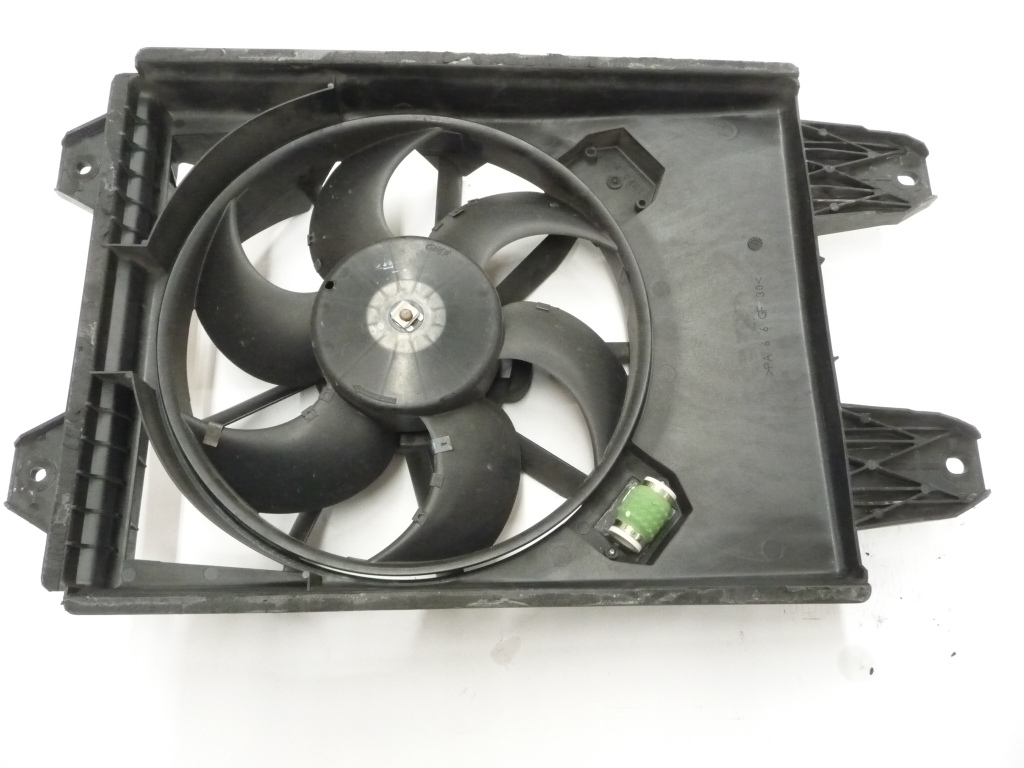 2006 2007 2008 2009 Ferrari F430 430 Challenge Coupe Spider Left Driver Side Cooling Fan 241068 OEM OE