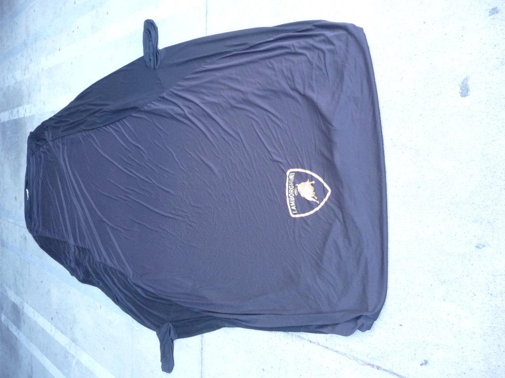 2009 2010 2011 2012 2013 2014 2015 Lamborghini Gallardo Indoor Car cover 403860636 OEM OE