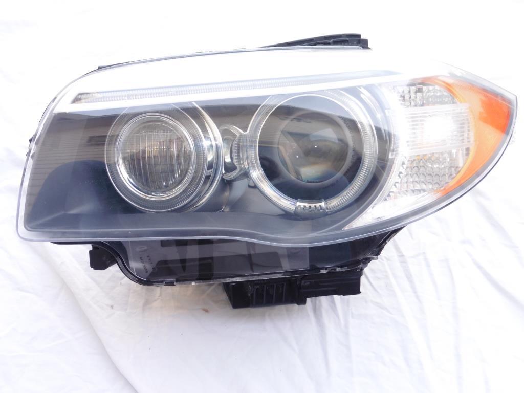 2012-2013 BMW 128i 135i E82 E88 Front Left Headlight Xenon Head Lamp 63117263757 OEM OE