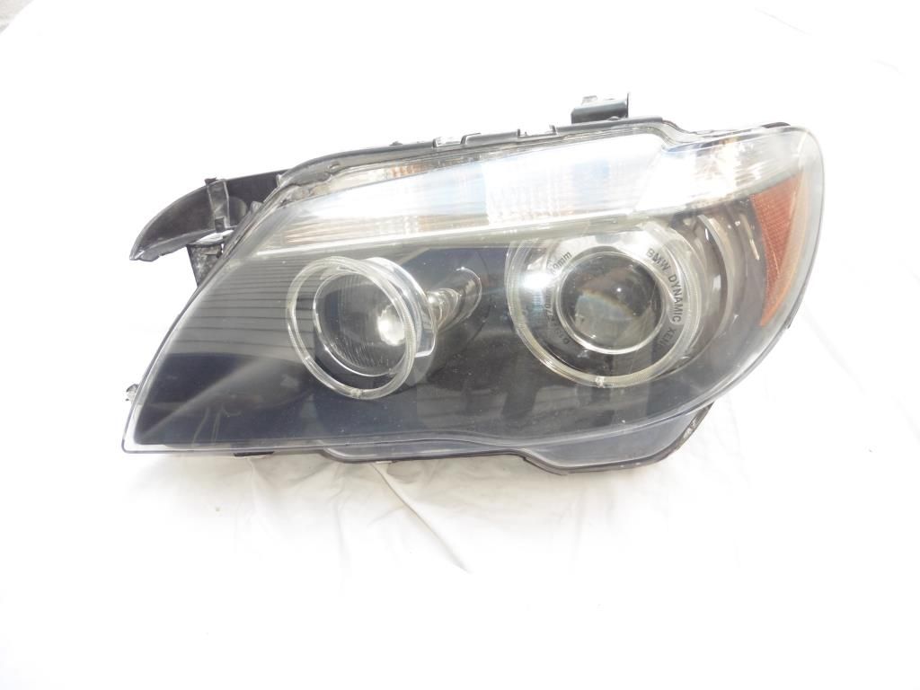 2006 2007 2008 BMW 7 Series Front Left Xenon Headlight Adaptive Dynamic AHL 63127162115 OEM OE For Parts