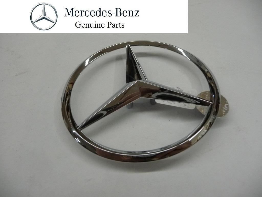 2012 2013 2014 2015 2016 2017 2018 Mercedes Benz CLS400 CLS550 Rear Trunk Lid Star Emblem Badge A2188170016 OEM OE