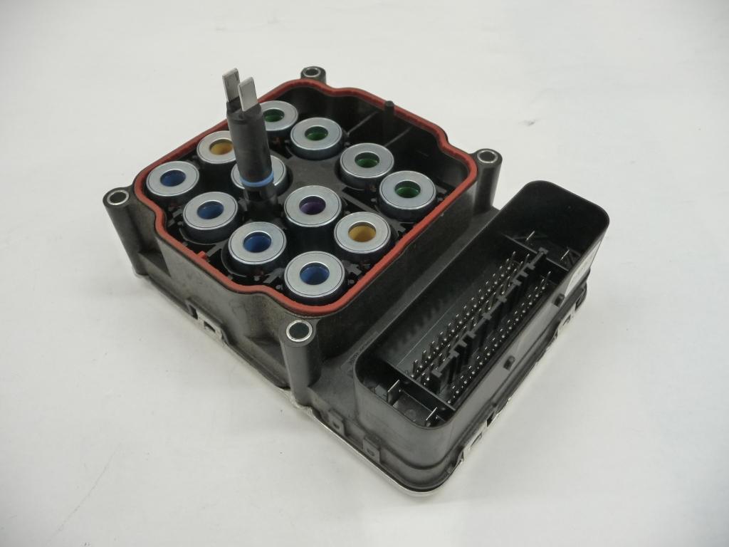 2014 BMW F25 X3 ABS Control Unit 6859244 OEM A1