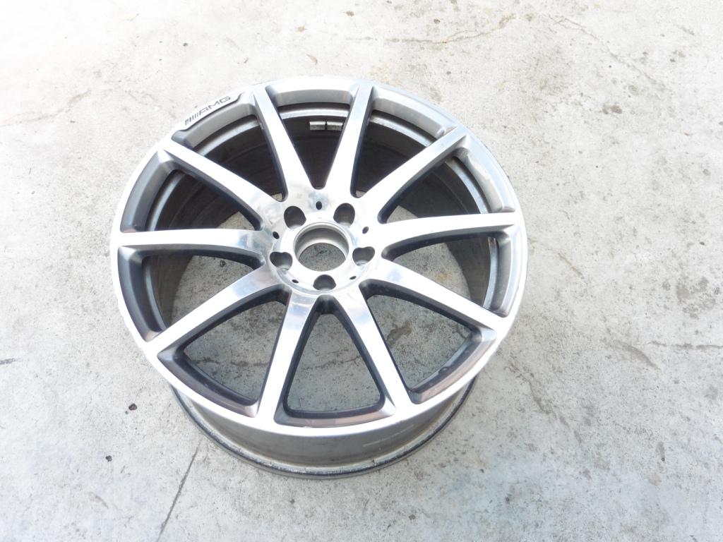 """2013 2014 2015 2016 2017 2018 Mercedes Benz R231 SL63 AMG Front Wheel Rim 19"""" A2314010200 OEM OE"""
