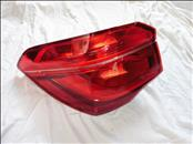 2016 2017 BMW X1 F48 Rear light in 1/4 panel left Driver Taillight 63217488543; 7488543 OEM