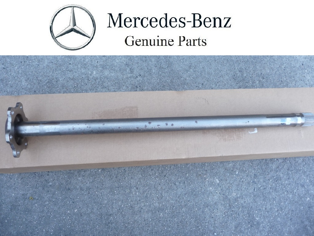 2010 2011 2012 2013 2014 2015 2016 2017 2018 Mercedes Benz Sprinter 3500 Rear Left Axle Shaft A9063570301 OEM OE