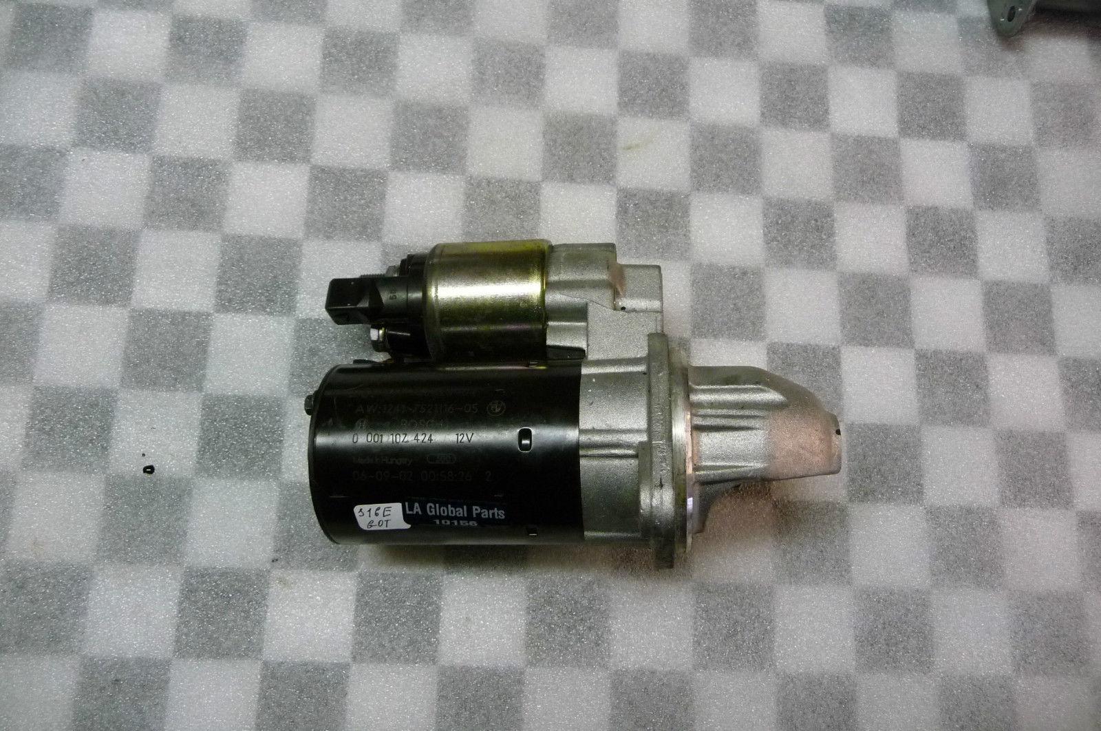 BMW 1 3 5 6 7 Series X1 X3 X5 X6 Z4 Starter Motor 12417521123 OEM OE