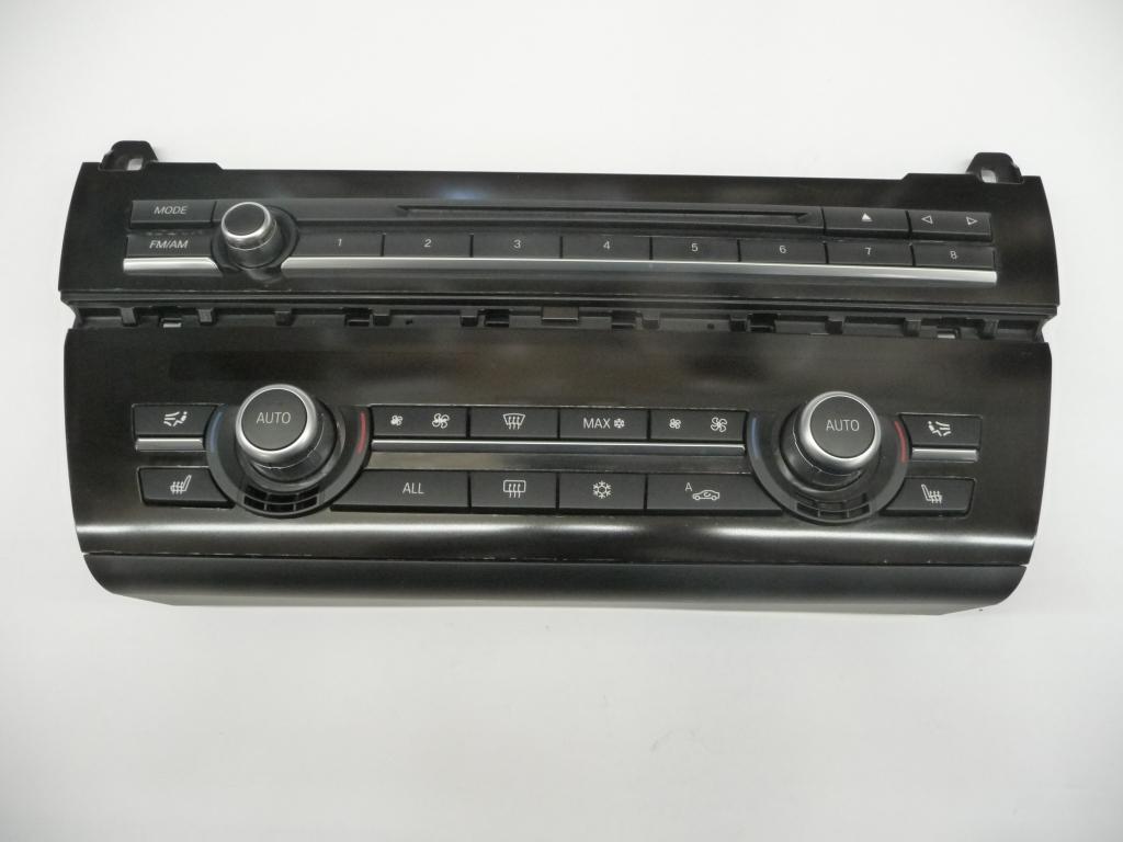 2011 2012 2013 2014 2015 2016 BMW 528i 535i 550i Digital AC Control & CD Player 9236480 OEM OE