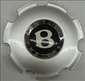 2003 2004 2005 2006 2007 2008 2009 2010 Bentley Continental GT GTC Wheel Center Cap 3W0601161DB ; 3W0601161CP​ OEM OE