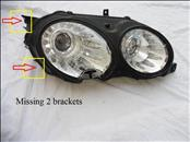 2013 2014 2015 2016 2017 Bentley Flying Spur Right Passenger headlight Bi HID Xenon LED 4W1941016E OEM