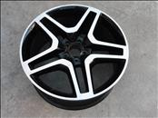 "2013 2014 2015 2016 2017 2018 Mercedes Benz X166 GL350 GL550 GL63 GLS350d GLS550 GLE350 AMG 5-Twin-Spoke 21"" Alloy Wheel Rim A1664012502 OEM OE"