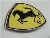 2001-2009 Ferrari 360 F430 Fender Shield Badge Front Fender Emblem 65921900 OEM OE