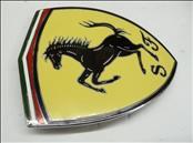 2013-2017 Ferrari F12 TDF Berlinetta Fender Squadra Corse Shield Badge Emblem 84829200 OEM