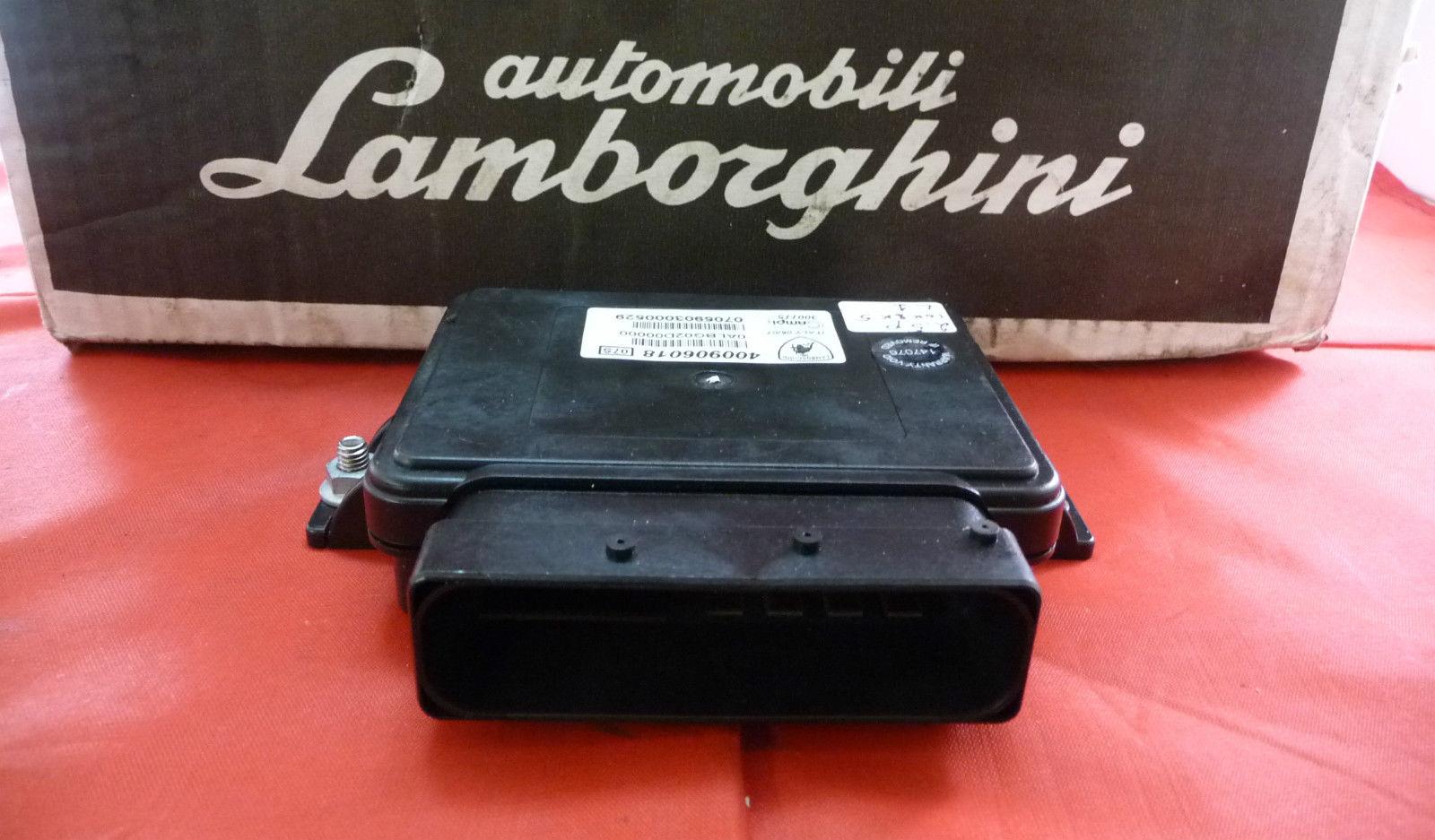 Lamborghini Gallardo ETB Control Unit 400906018 OEM OE