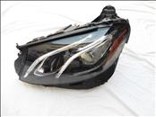 2017 2018  Mercedes Benz W213 E Class Left Driver LED Front Headlight 2139064304 OE OEM