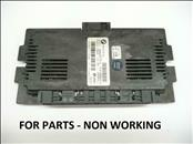 2010 2011 2012 2013 2014 2015 2016 BMW E89 Z4 LED AHL FRM3R PL2 [27] Footwell Control Module 61359263802 OEM OE