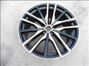 2019 BMW G05 G06 X5 X6 Disc Wheel Light Alloy Jet bl.sol.paint 10,5JX22 36119882611 ; 8090014 OEM OE