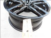 2019 2020 BMW F91 F92 F93 M8 Front 9,5JX20 ET:28 Alloy Jet Black Disk Rim Wheel 36118089566 OEM OE