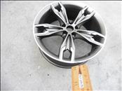 2017 2018 2019 BMW 530i 520i 540i M550iX G30 G31 Front Disk Rim wheel 8JX20 ET:30 light alloy titanium matte 36117855087 OEM OE