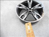 2017 2018 2019 BMW 530i 520i 540i M550iX G30 G31 Rear Disk Rim wheel 9JX20 ET:30 light alloy titanium matte 36117855088 OEM OE