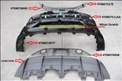 2020 2021 Lamborghini Huracan Evo Rear Bumper Cover Grille Lower Diffuser Complete 4T0807497T 4T0807511AA 4T0807527E 4T0807684D 4T0807683B 4T0807539K OEM