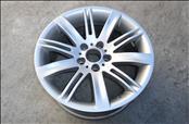 2004 2005 2006 2007 2008 2009 2010 BMW E63 E64 640i LCI 650i Light alloy Rear rim wheel 9JX18 ET:18 36116760626; 6760626 OEM OE