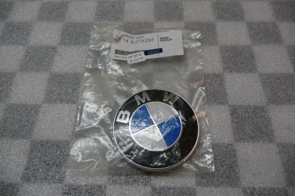 BMW 2 3 4 Series M235iX M3 Emblem Badge Logo 51148219237 OEM OE