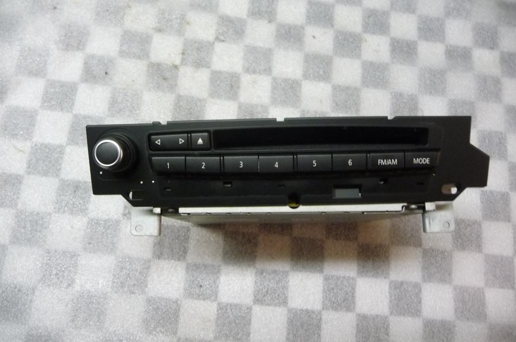 2008 2009 2010 BMW E60 E63 E64 528i 535i 550i M5 M6 Audio System Controller CHAMP Professional 65129196762; 65129192682; 65129187905; 65129180783; 65129176828; 65129165838; 65129160799; 65129149245; 65129145277 OEM OE