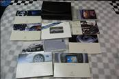 Mercedes Benz SL 2003-2008 Complete Owners Manual OEM OE
