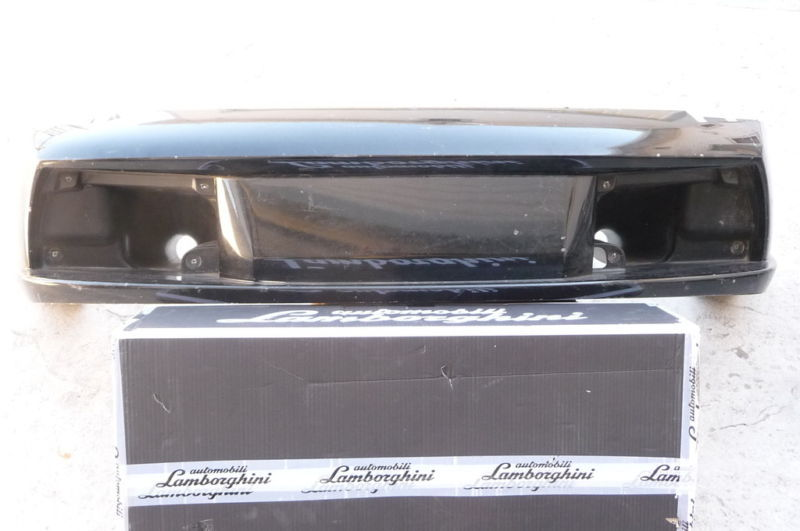 Lamborghini Murcielago Front Bumper Original 410807103A - Used Auto Parts Store | LA Global Parts