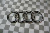 2011 2012 2013 2014 2015 2016 2017 2018 Audi A6 S6 A7 A8 Q5 Q7 Front Grill Grille Emblem Logo Badge Sign Rings NEW 4H0853605B