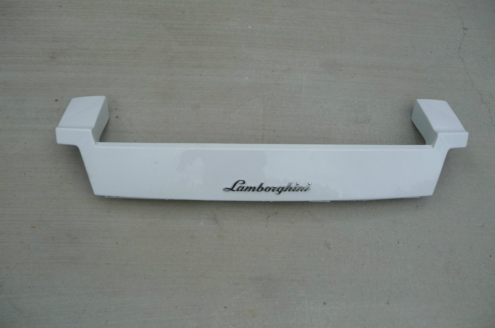 Lamborghini Gallardo Spyder Spider Rear End Panel upper 407864487 - Used Auto Parts Store | LA Global Parts