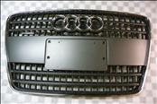 Audi Q7 Front Radiator Grille Grill Grey with Bracket and Emblem 4L0853651A OEM OE