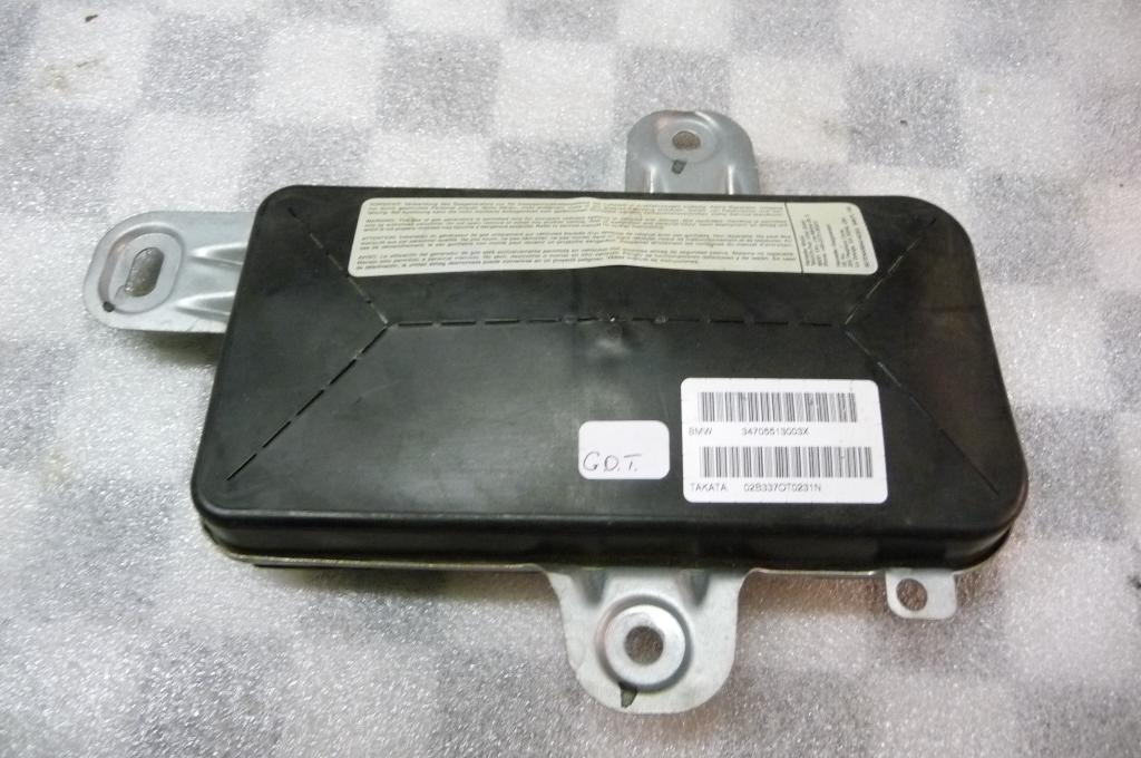 2003 2004 2005 2006 2007 2008 BMW E85 E86 Z4 Front Right Passenger Door Airbag Module 72127055130 OEM OE