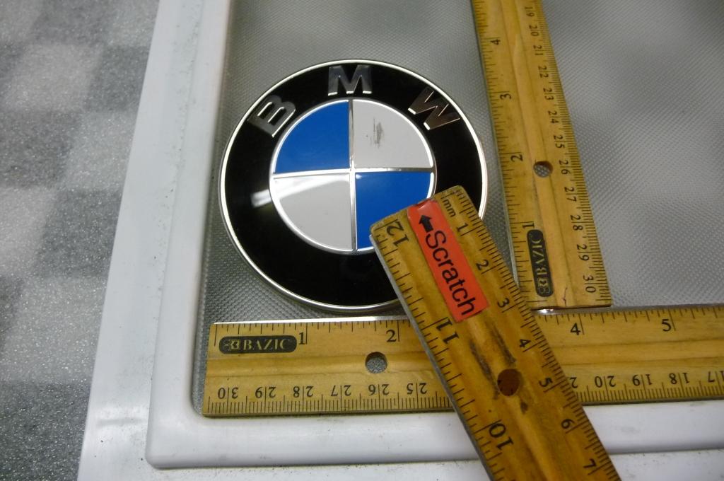 BMW 1 3 5 6 7 Series M3 M4 M5 M6 X1 X3 X5 X6 Z3 Z4 Badge Logo Emblem 51148132375