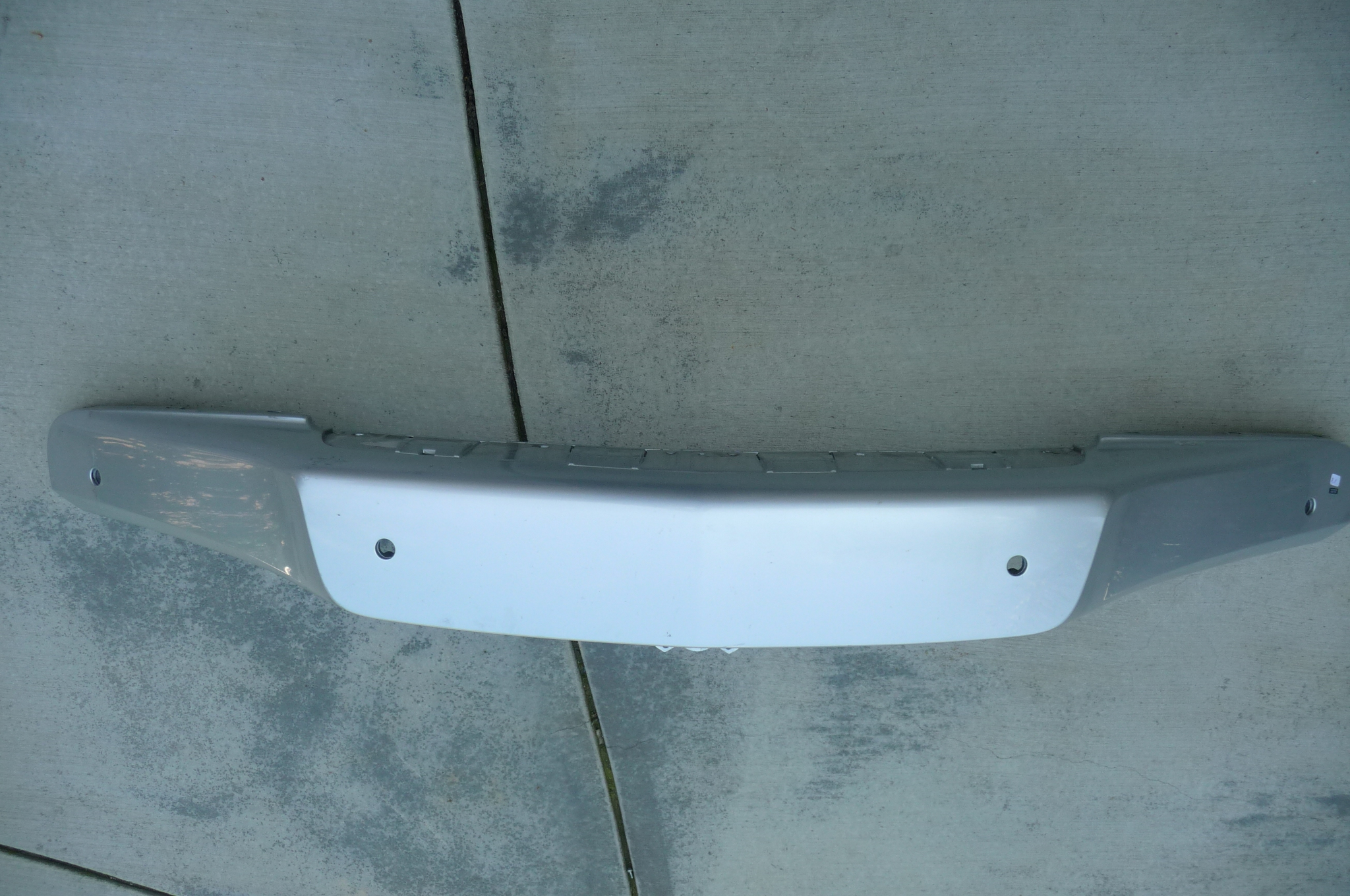 Bentley Mulsanne Upper Front Bumper Cover 3Y0807248 - Used Auto Parts Store | LA Global Parts