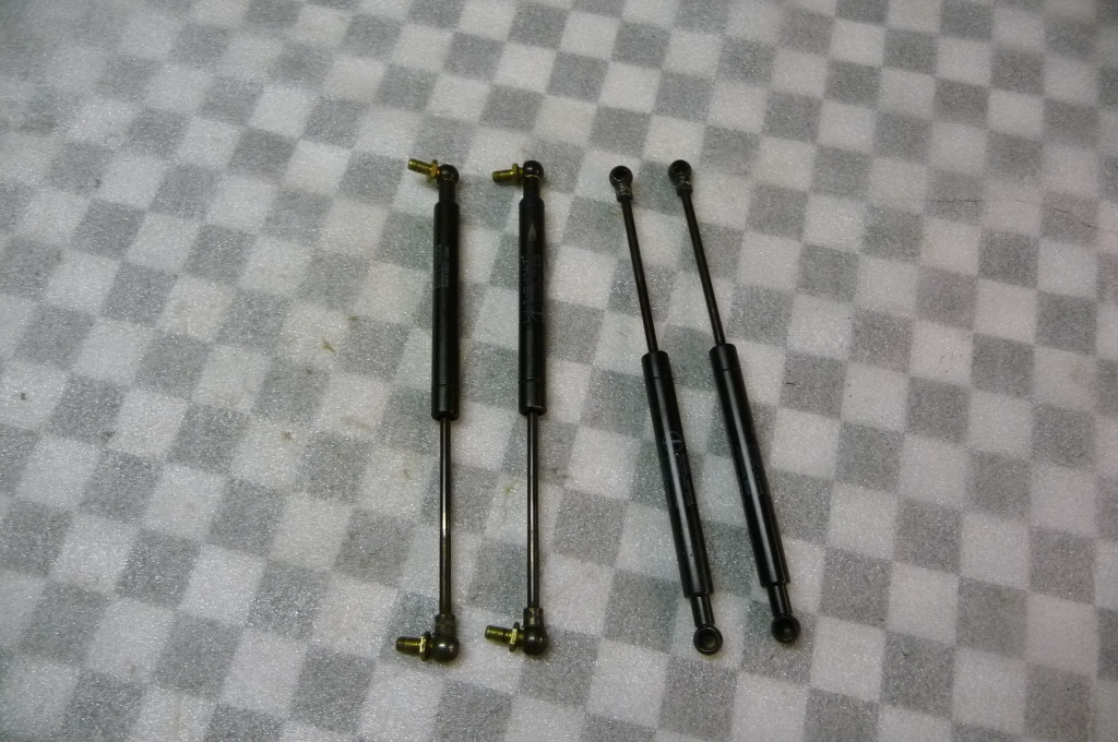 1989 1990 1991 1992 1993 1994 1995 Ferrari 348 Set of 4 LIFT-O-MAT® STABILUS Strut Shock Springs 094390 OEM OE - Used Auto Parts Store | LA Global Parts