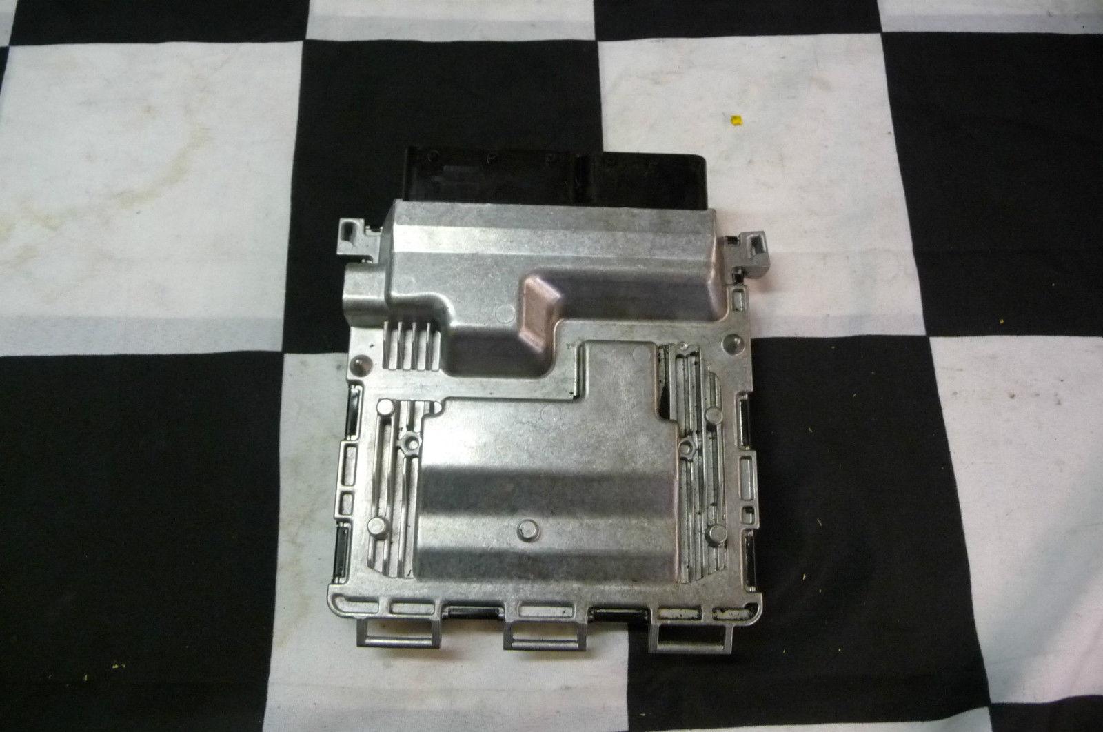 Mercedes Benz C250 SLK250 Engine Control Module ECM ECU Computer 2711500391 OEM