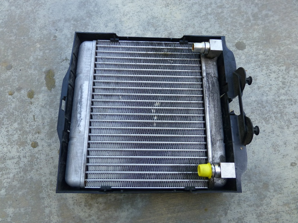 BMW 5 6 7 Series Engine Oil Cooler Radiator BEHR 17217572542 OEM OE