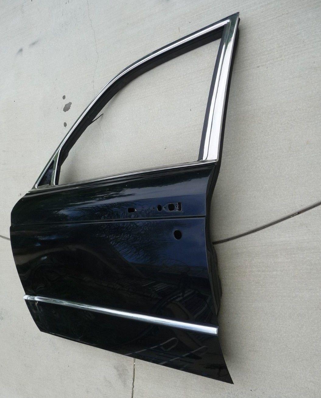 1999 2000 2001 2002 2003 2004 Bentley Arnage Left Driver LH LT Side Door Panel Metal - Used Auto Parts Store | LA Global Parts