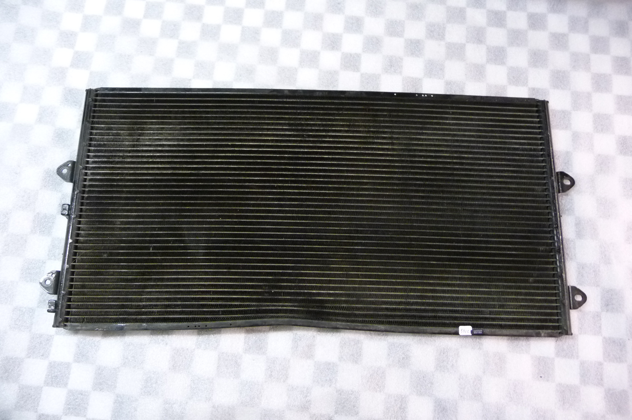 Bentley Continental GT GTC Flying Spur Air Conditioning Condenser 3W0820411E  - Used Auto Parts Store | LA Global Parts