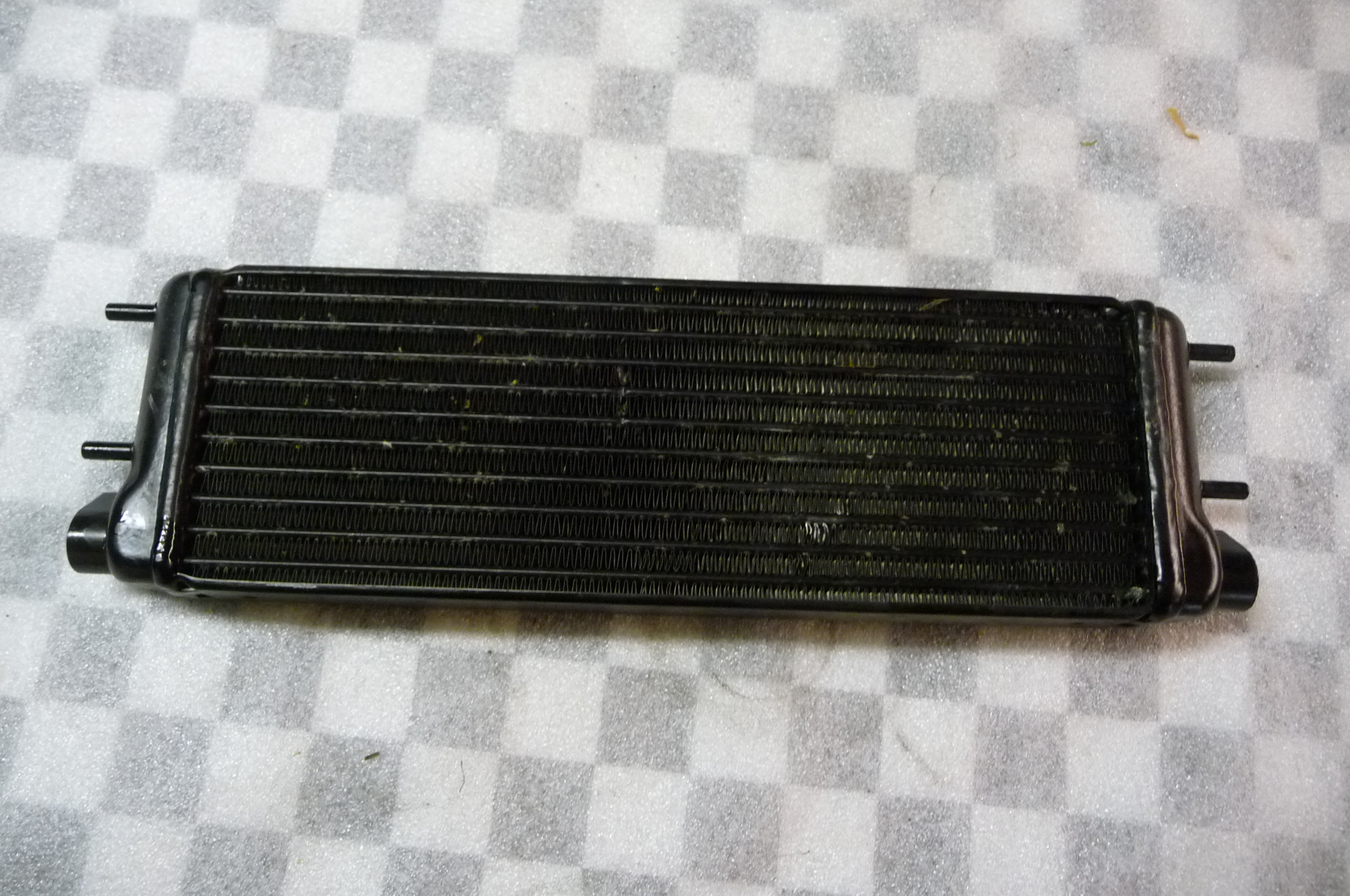 Bentley Continental Transmission gear oil cooler 3W0317019B  - Used Auto Parts Store | LA Global Parts
