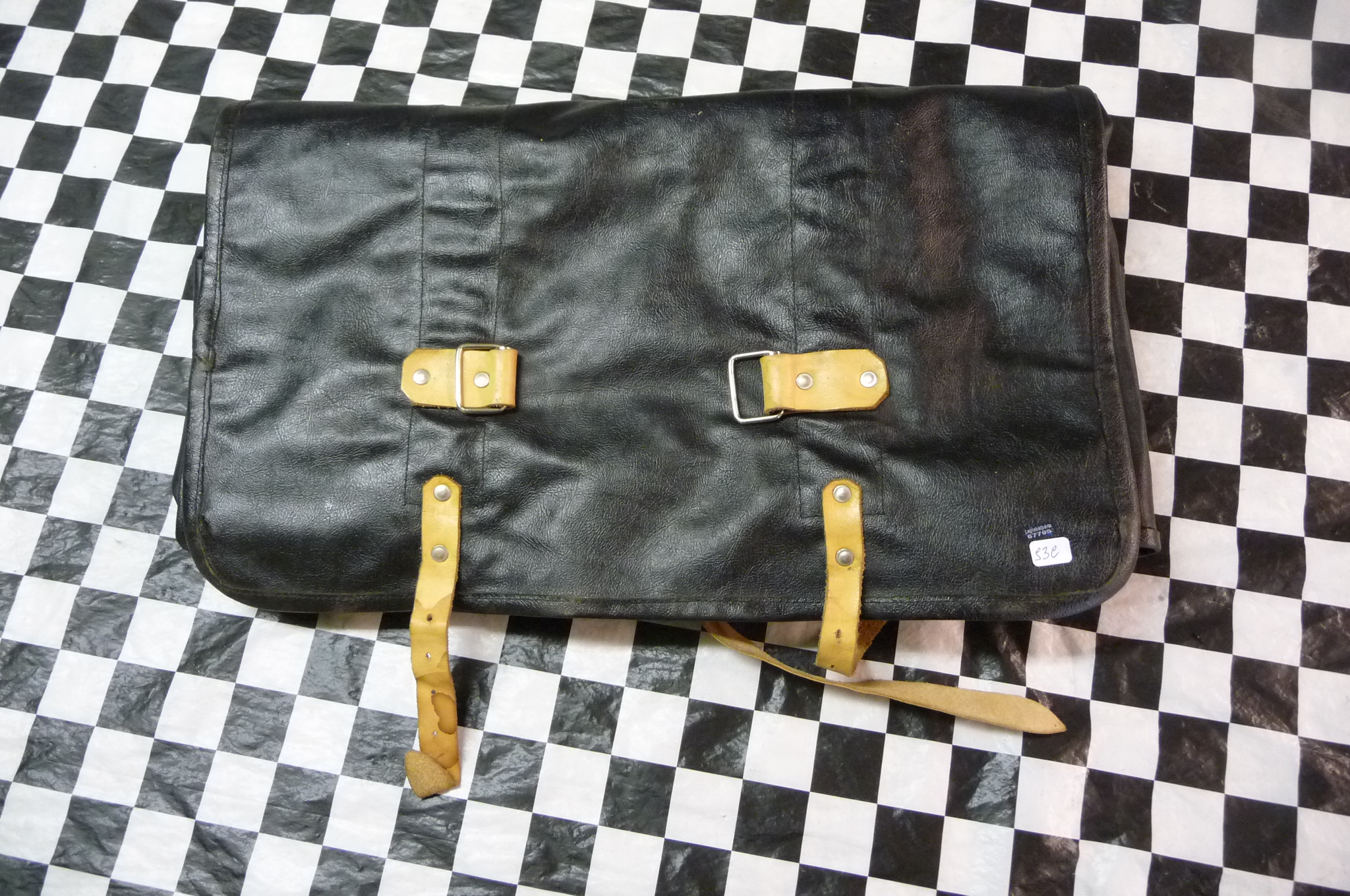 Ferrari 330 275 GT GTO GTC Tool Bag, BORSETTA PER ATTREZZI  - Used Auto Parts Store | LA Global Parts