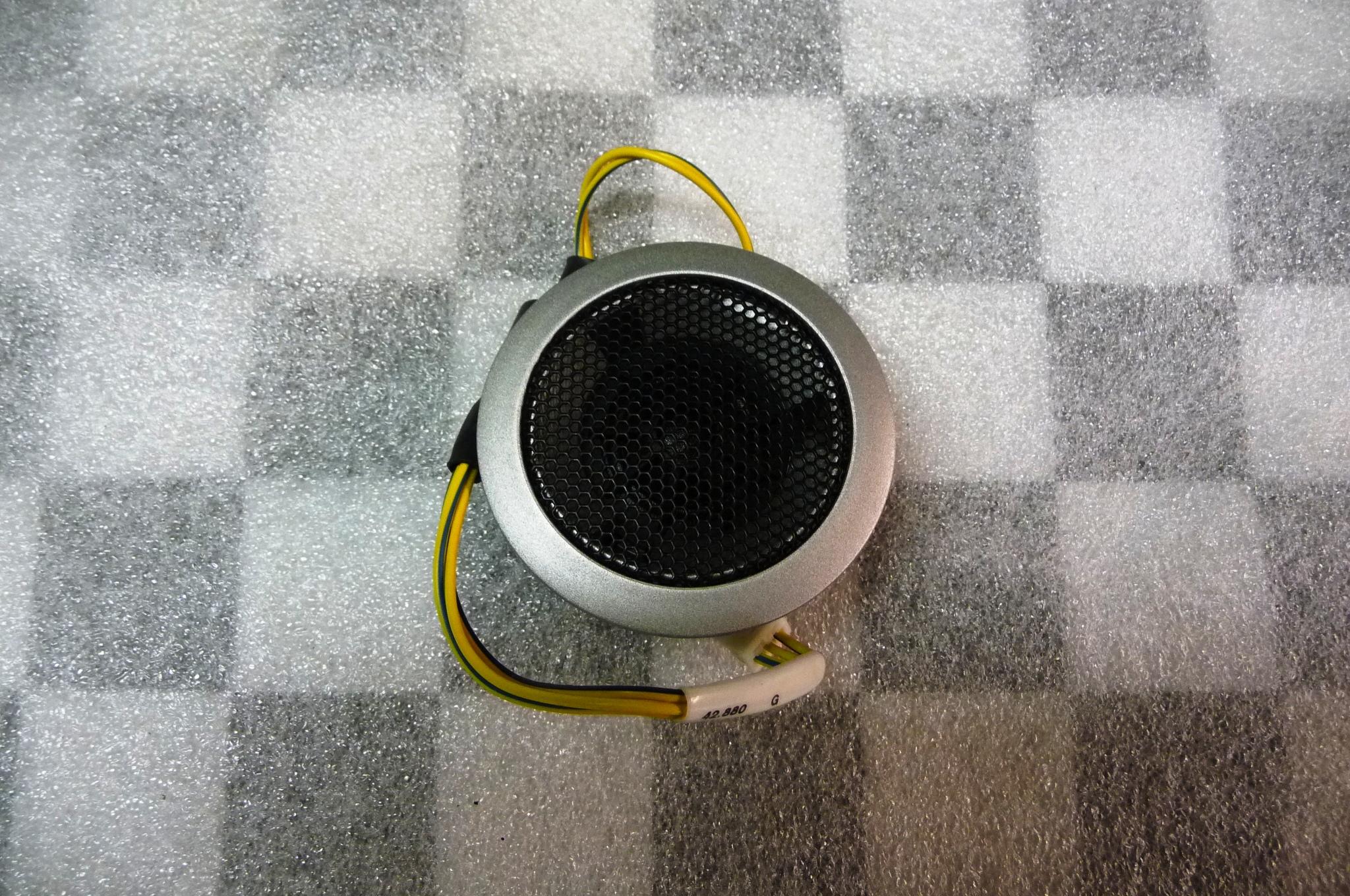 BMW 3 6 Series Tweeter Speaker for Individual Audio 65137838901 OEM OE