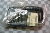BMW 7 Series Front Left Grill Grille Kidney -NEW- 51138231595 OEM OE