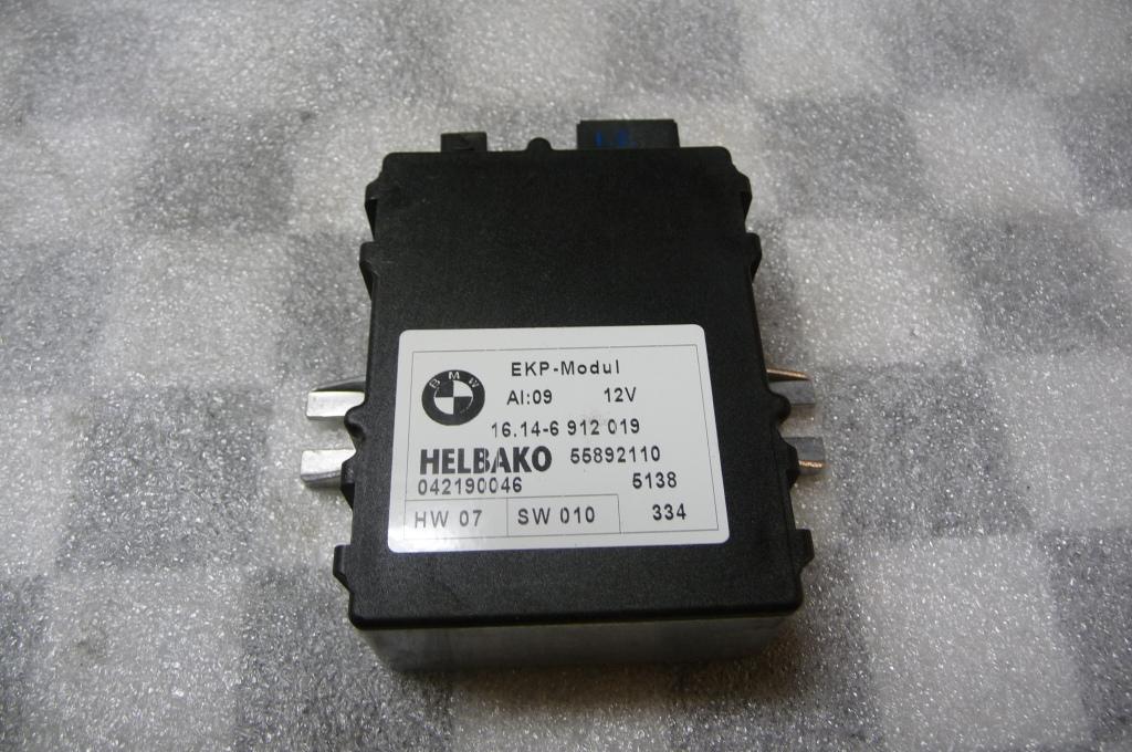 BMW 3 Series Fuel Pump Control Unit 16146912019 OEM OE