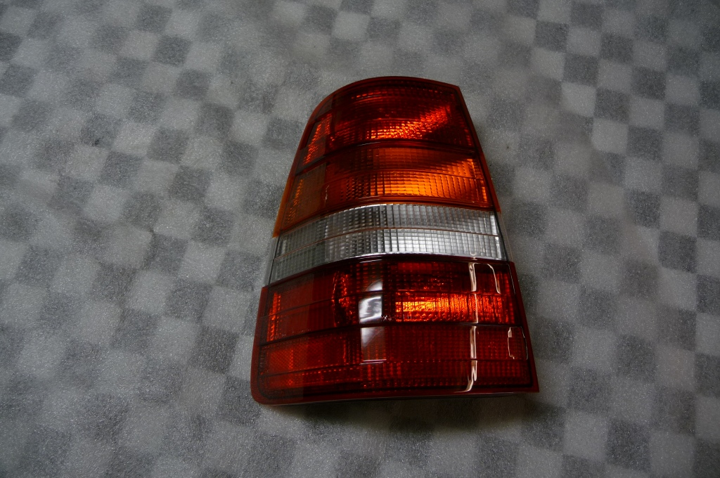 Mercedes Benz E Class Rear Left Taillight Lens -NEW- A 1248202966 OEM OE
