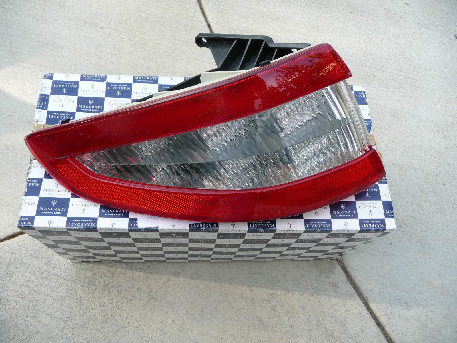 2008 2009 2010 2011 Maserati GranTurismo Driver side Left L.H. REAR LIGHT TAILLIGHT 231565 234379 - Used Auto Parts Store | LA Global Parts